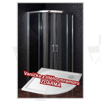 ARTTEC BRILIANT 80 clear NEW akciový set s vaničkou STONE PAN00952