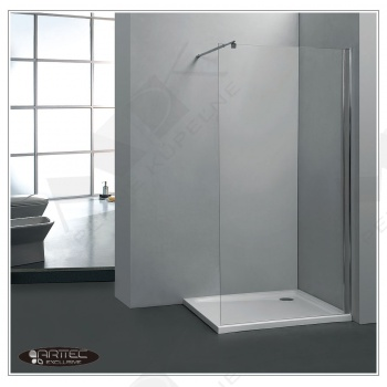 ARTTEC SIMPLE 120 clear NEW - Sprchová zástena PAN00894